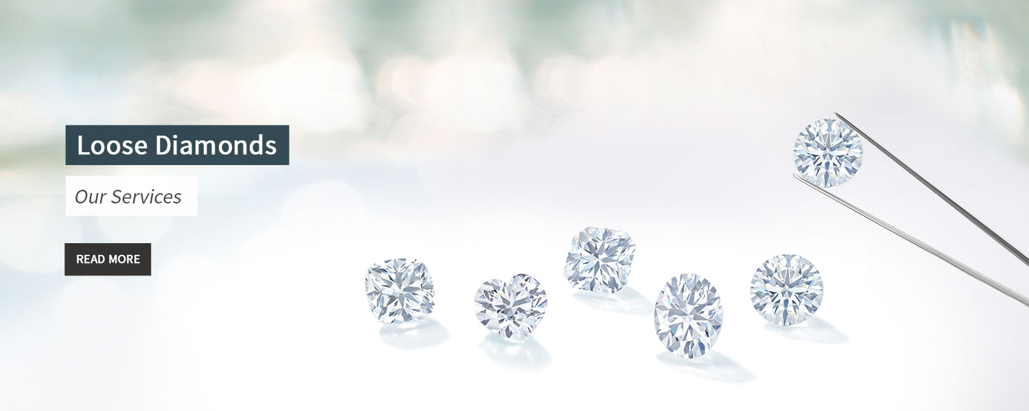 Exclusive Loose Diamond Selection at LNT Diamonds